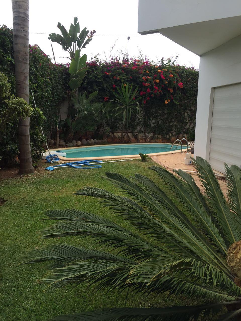 Villa 580 m² à vendre, ain diab, casablanca